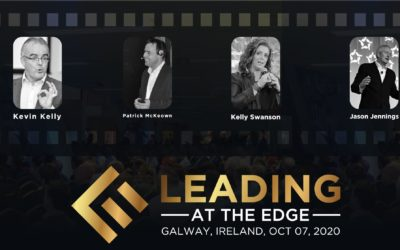 International leadership conference in Galway launched